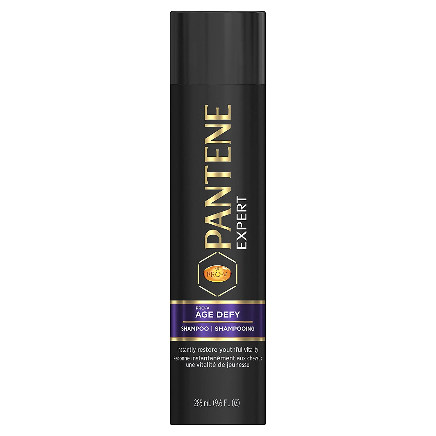 Pantene Expert Pro-V Age Defy Shampoo 285 mL-Packaging may vary
