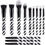 Makeup Brush Set, Ducare 12 Pieces Professional Eye Makeup Brushes For Powder or Liquid Cream, Cosmetic Brushes, Tool Set