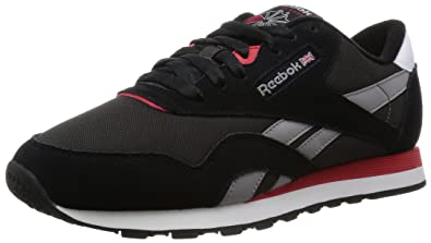 bd184f7db51 Reebok Men s s Classic Nylon Running Shoes  Amazon.co.uk  Shoes   Bags