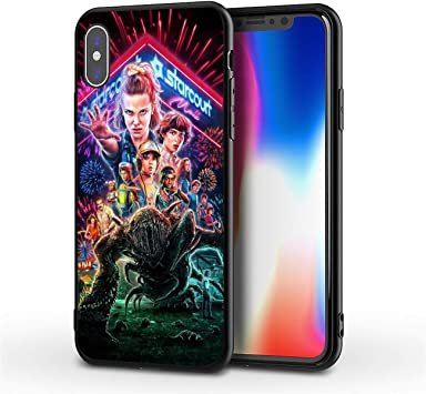 LvShui Stranger Things iPhone 6 Plus/iPhone 6S Plus Funda Carcasa Silicona Case Cover Stranger Things Season 3 para Apple iPhone 6 Plus/iPhone 6S Plus: Amazon.es: Electrónica