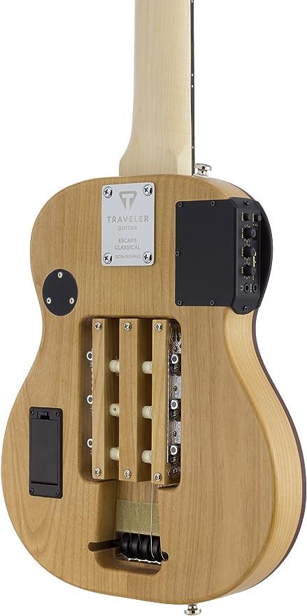Traveler Guitar - Guitarra electroac?stica: Amazon.es ...