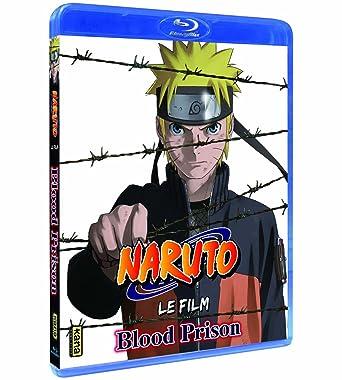 Naruto Shippuden - Le Film : Blood Prison Francia Blu-ray ...