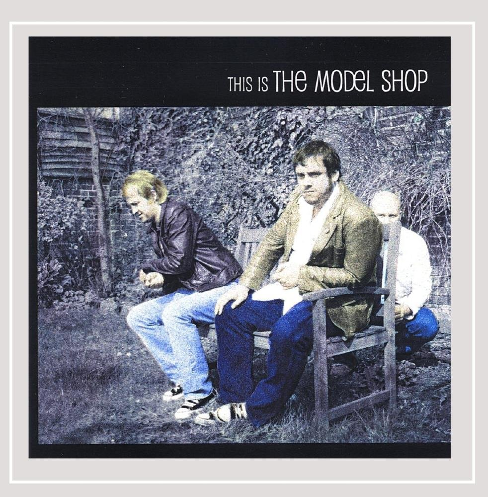 Model Shop - This Is the Model Shop (Duplicated CD)