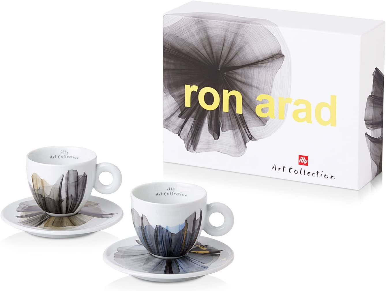 Illy Ron Arad - 2 Tazas de café expreso Art Collection ...