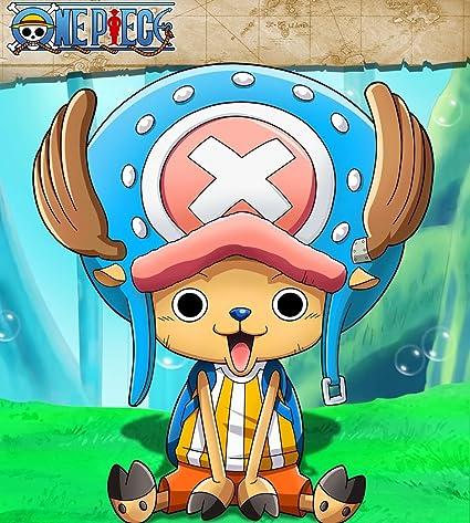 Amazoncom Xxw Artwork One Piece Tony Tony Chopper Poster