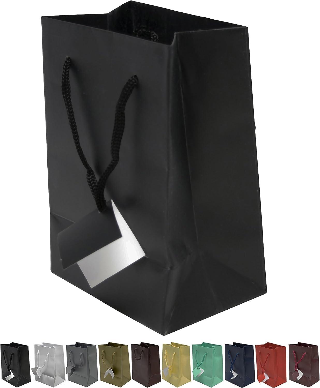 Amazon.com: Bolsas de papel, forrado de plástico mate ...
