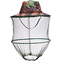 Toolmore Sombrero de Camuflaje para Pesca Abeja