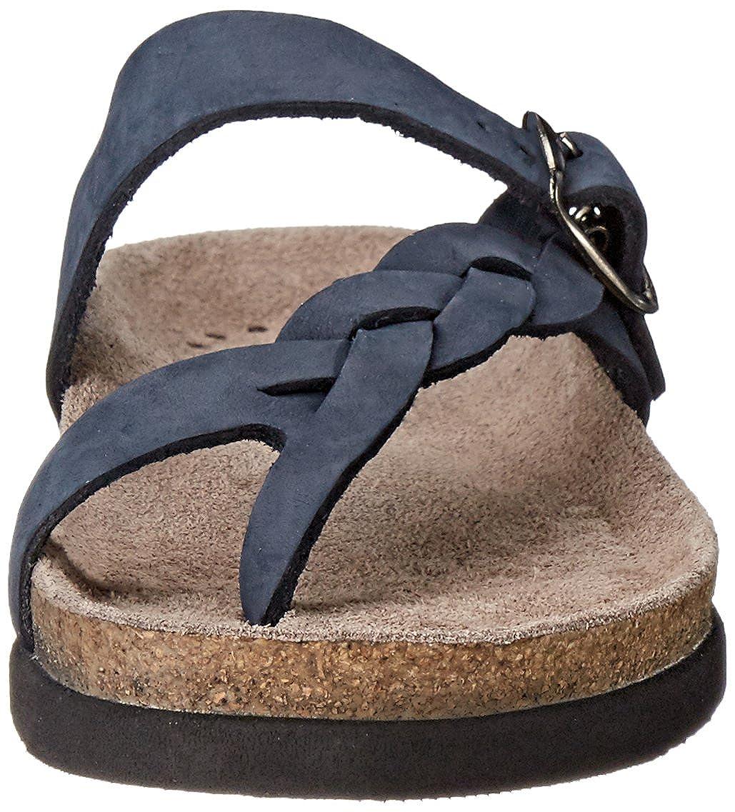 b874cbe1f5 Amazon.com | Mephisto Women's Helen Twist Gladiator Sandal | Flats