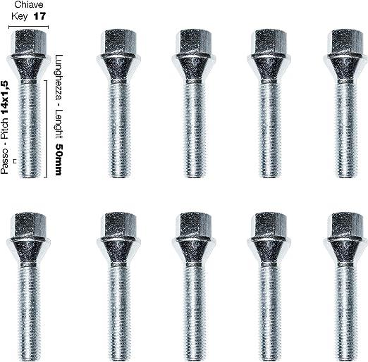 W220 Separadores de Rueda 15 mm 5x112 66.6 Los Pernos OE para Mercedes S-Class 98-06 2