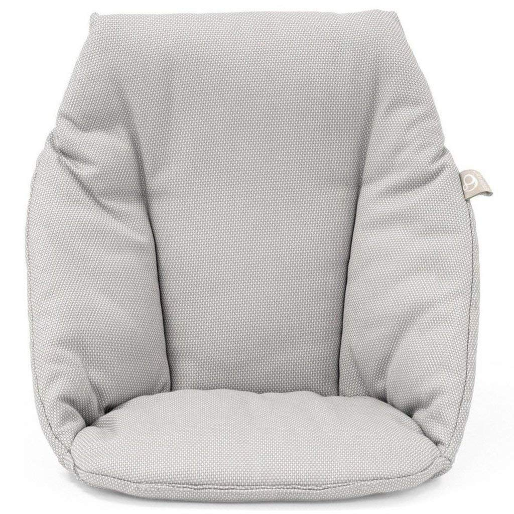 Stokke Tripp Trapp High Chair Cushion (Timeless Grey, Mini Baby)