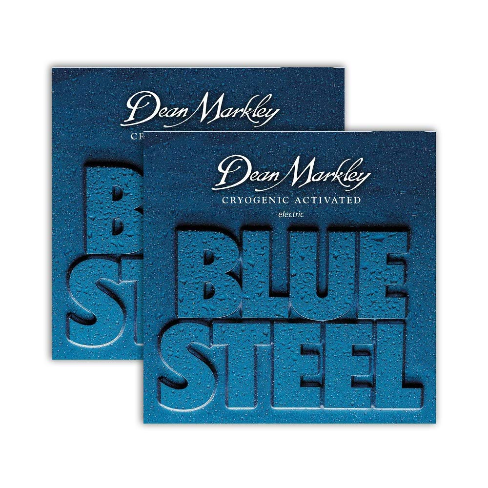 Dean Markley Blue Steel 09-46 Custom Light Nickel Electric Guitar Strings 2554