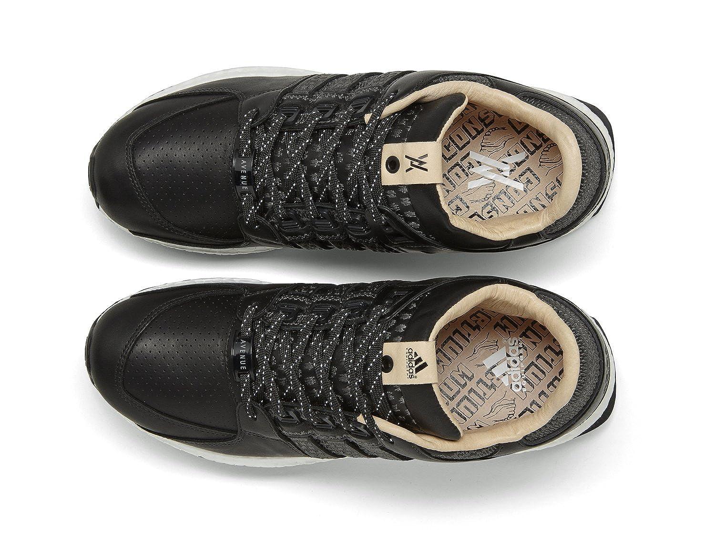 innovative design a6797 23278 Amazon.com  adidas Consortium x Avenue Men EQT 9316 Support  (BlackVegetable tanWhite)  Fashion Sneakers