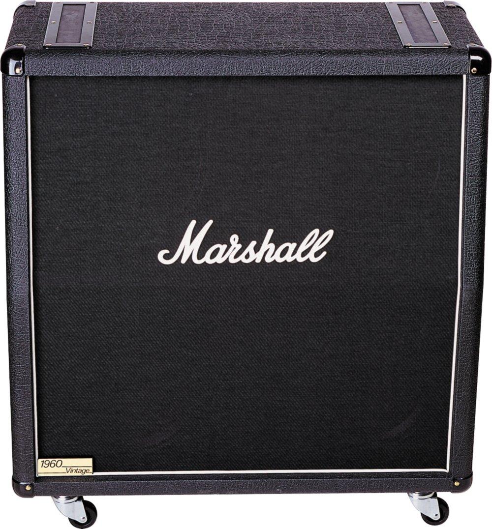 Marshall 1960AV Angled Cabinet - 4x12 MR1960AV