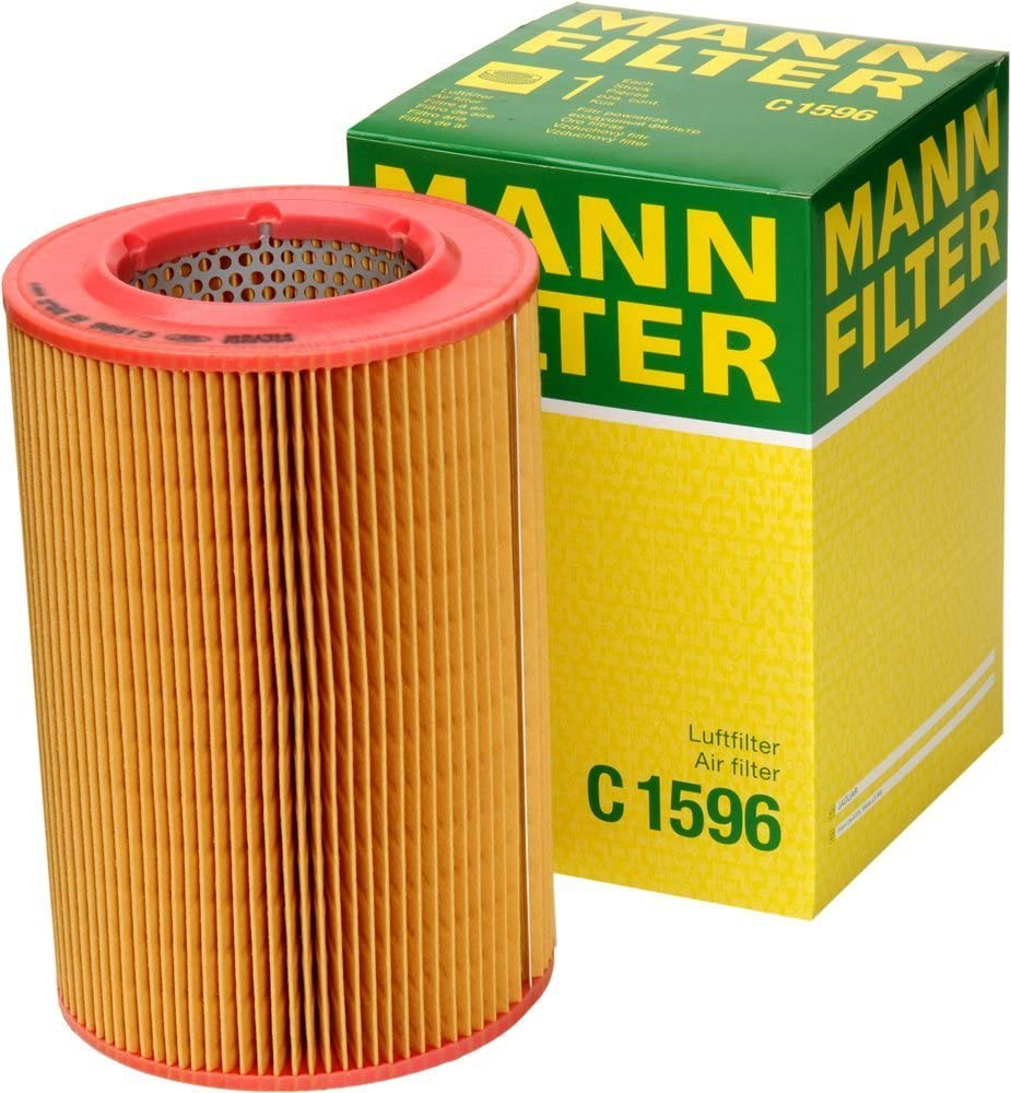 Original MANN-FILTER Luftfilter C 12 178 F/ür PKW