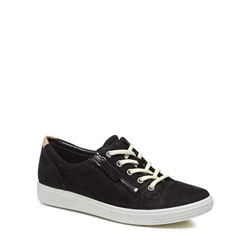 Black 'Soft 7' canvas trainers clearance cheap online discount view jt2lLJ