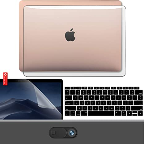 GMYLE Transparent Silicon Keyboard Cover for The New MacBook 12 inch with Retina Display /& New MacBook Pro 13 inch 2016 Without Touchbar US Layout A1534 A1708
