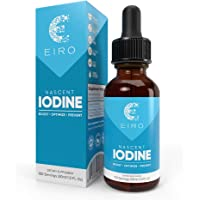 EIRO Nascent Iodine Drops | Superior Absorption | Thyroid Support