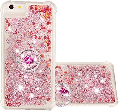 funda iphone 7 purpurina