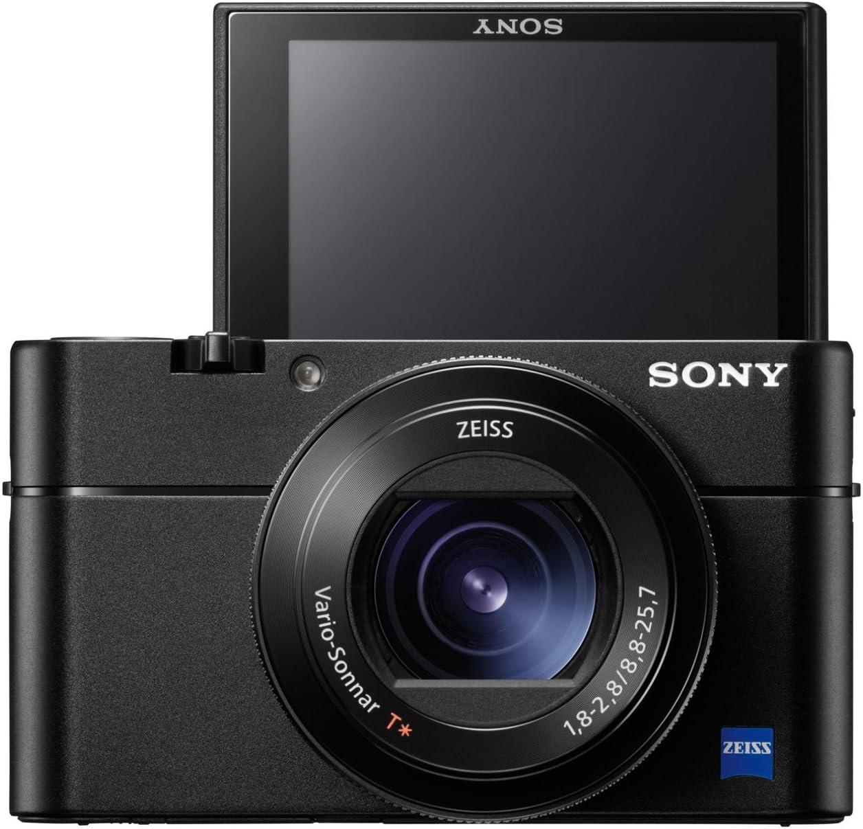 Sony DSCRX100M5.CE3 - Cámara compacta (20.1 MP, AF híbrido de 0.05 ...