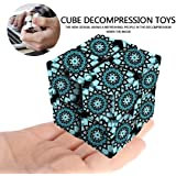 Luxury EDC Infinity Cube Mini For Stress Relief Fidget Anti Anxiety Stress Funny, Gbell