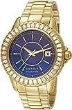 Esprit Collection - EL102082F06 - Montre Femme - Quartz - Analogique - Bracelet Acier inoxydable doré