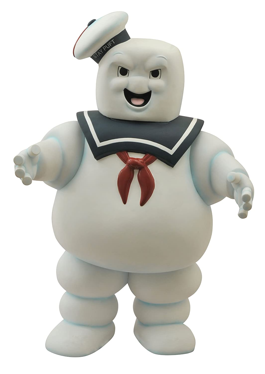 24 Diamond Select Toys Ghostbusters Evil Stay Puft Marshmallow Man Bank