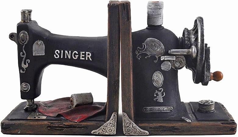 Vintage estante organizador Carcasa para máquina de coser ...