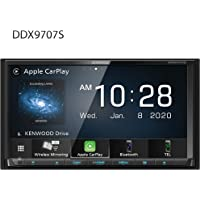 Kenwood DDX9707S In-dash DVD Receiver WIth 6.95