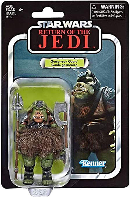 Star Wars The Vintage Collection Star Wars: Return of the Jedi Gamorrean Guard Figure