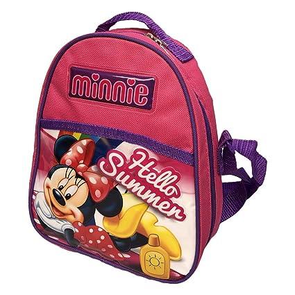 Disney Bolsa Merienda Termica de Minnie Bolso Bandolera, 40 ...