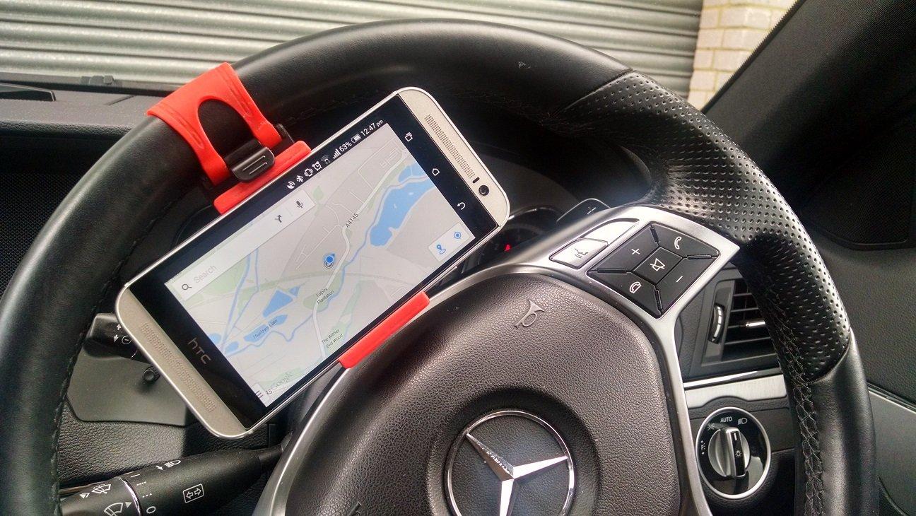 Auto Gadget - Smartphone-Halterung