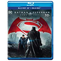 Batman v Superman (Blu-ray 3D & Blu-ray) (2-Disc)