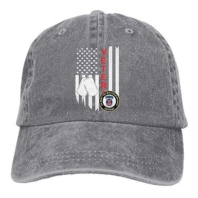 Hoswee Hombres Mujer Gorra Beisbol,Snapback Sombreros US Flag Army ...