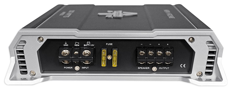 Autotek Mma10001 1000 Watt 2 Ohm Mono Car Audio Amplifier Amp 1 Wiring Diagram Bass Remote Electronics