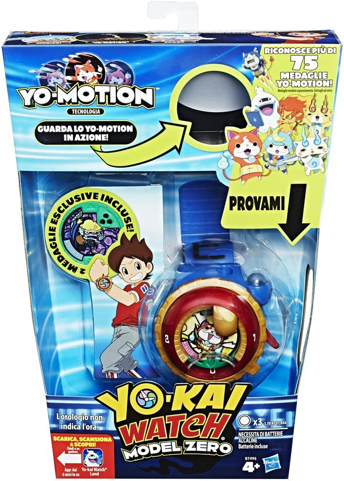 Yo kai Watch Orologio Motion Watch, B7496456