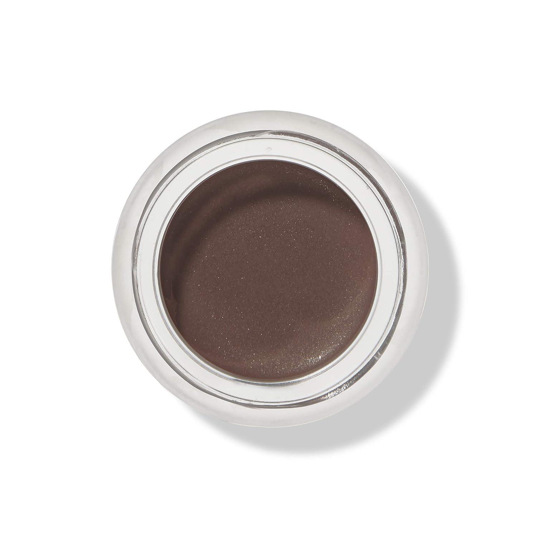 100% PURE Satin Eye Shadow (Fruit Pigmented), Maui, Cream Eyeshadow, Shimmer, Long Lasting Eye Makeup, Vegan, Natural Makeup (Warm, Deep Plum-Brown w/Gold Shimmer) - 0.17 Oz