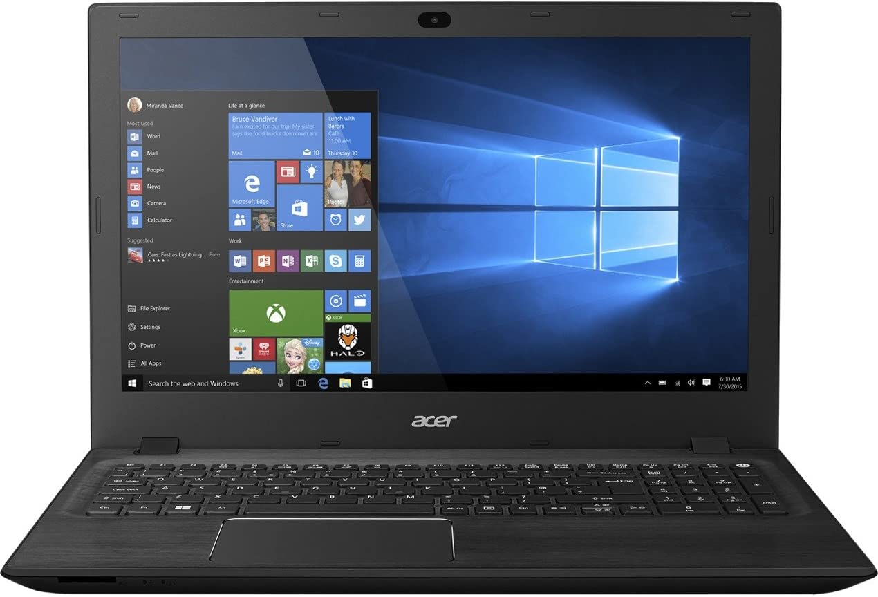 Acer Aspire F15 NX.GADAA.001;F5-572-74DZ Laptop (Windows 10 Home, Intel Core i7-6500U 2.50 GHz, 15.6
