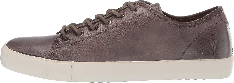 Slate 11.5M FRYE Mens Brett Low Sneaker