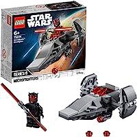 LEGO Star Wars - Microfighter: Infiltrador Sith, juguete