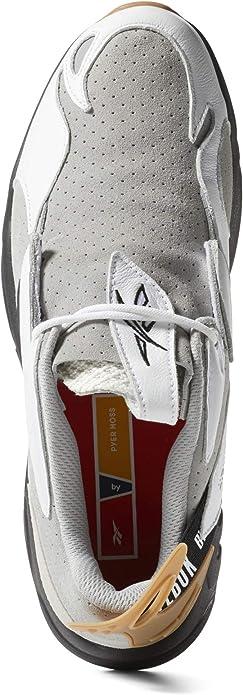 Reebok Pyer Moss DMX Daytona Experiment Shoes Sz 9 White//Grey//Black//Gum NIB