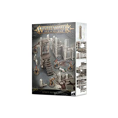 Games Workshop Warhammer Age of Sigmar: Azyrite Ruined Chapel: Toys & Games