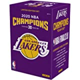 Los Angeles Lakers 2020 NBA Finals Champions Panini 30 Card Team Set - Unsigned Basketball Cards