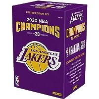 Los Angeles Lakers 2020 NBA Finals Champions Panini 30 Card Team Set… photo