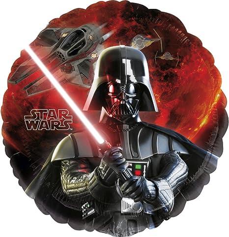 NET TOYS Globo de Helio Star Wars - 43 cm | Globo de Folio Darth ...