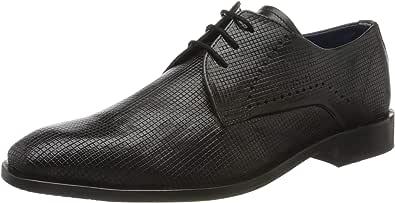 bugatti 312856021100, Zapatos de Cordones Derby Hombre