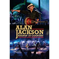 Alan Jackson: Keepin' It Country - Live At Red Rocks [DVD]