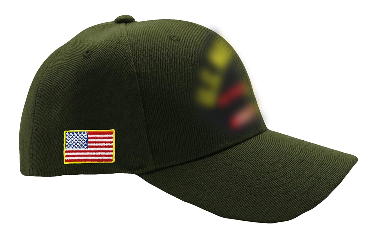 Patchtown US Army Veteran Hat//Ballcap Adjustable-Back One Size Fits Most
