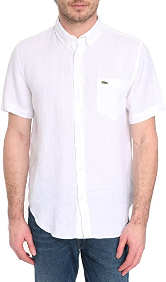 Lacoste ch8736 Lino Camisa