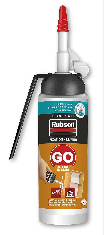 Rubson 2250719 GB mi fixe- colla di fissaggio Spray 100 ml, Bianco HENKEL - RUBSON