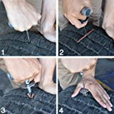 Tooluxe 50002L Universal Tire Repair Kit to Fix
